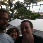 Key West balcony