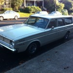 Going with 1966 Dodge Dart Wagon