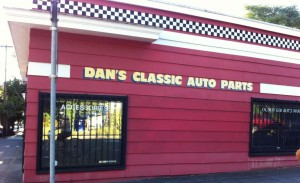 I saw this place recently and it reminded me of Dan, the apparent car expert, in Baton Rouge