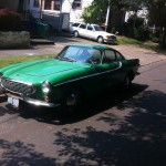 1961-1973 Volvo 1800.  Probably a '61-'64