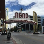 Reno Sign, Biggest Little City