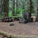 Camp Creek Campground, Rhododendron, Oregon
