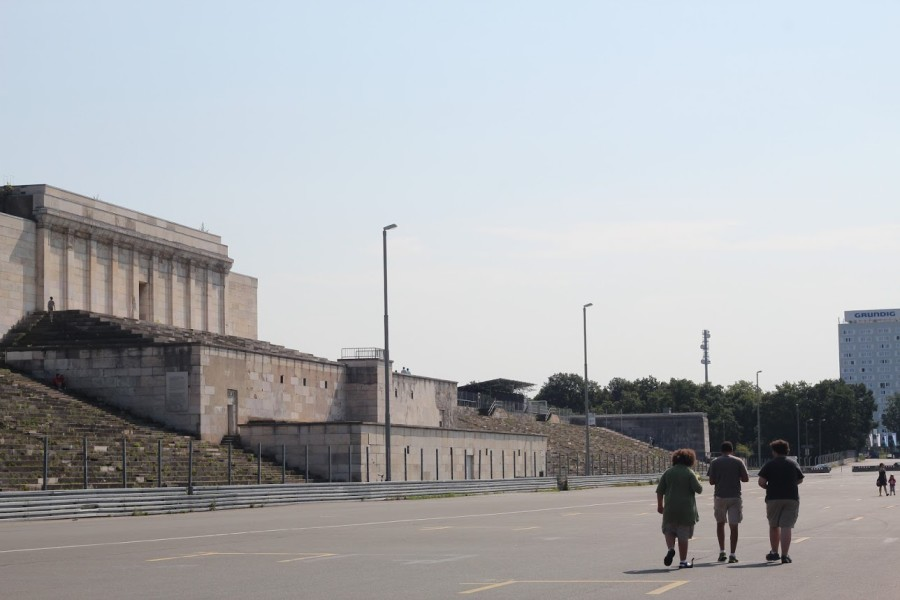 Remnants of the Nazi Party Rally Grounds